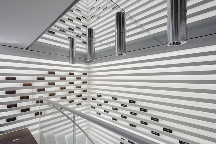 LABOR WELTENBAU ARCHITEKTUR :  tarz Ofisler ve Mağazalar