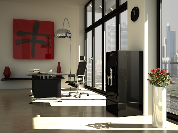 Study/office by Stockinger Bespoke Safes