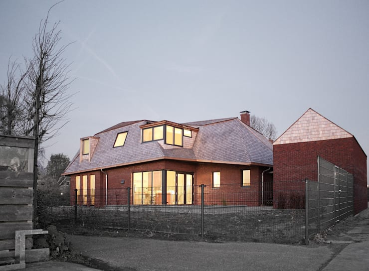 country Houses by derksen|windt architecten