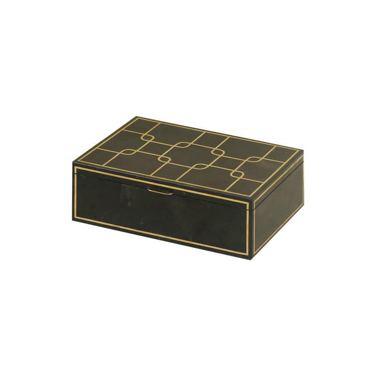 """Maitland Smith Box """"Penshell"""":  Wohnzimmer von Sweets & Spices Dekoration und Möbel"""