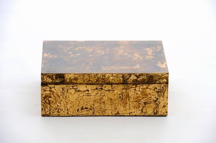 """Global Views Holzbox """"Luxe"""":  Wohnzimmer von Sweets & Spices Dekoration und Möbel"""