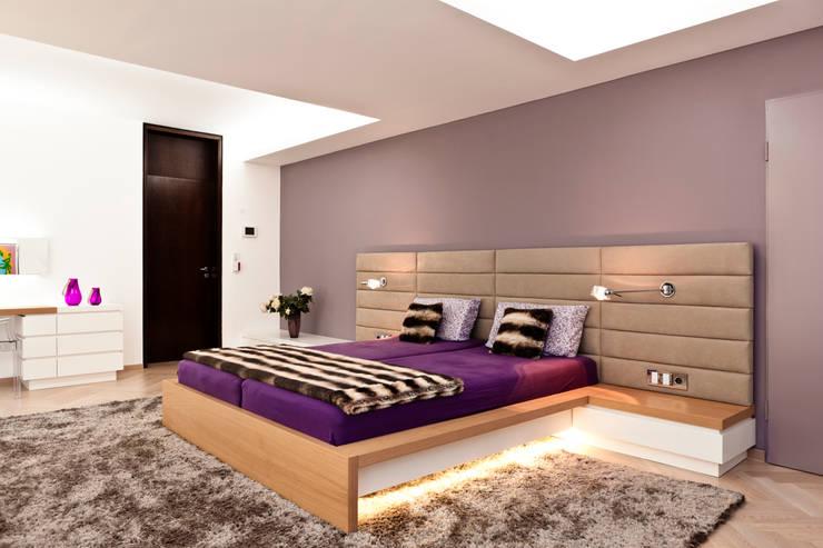 غرفة نوم تنفيذ schulz.rooms