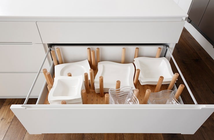 Cozinha  por WEINKATH GmbH