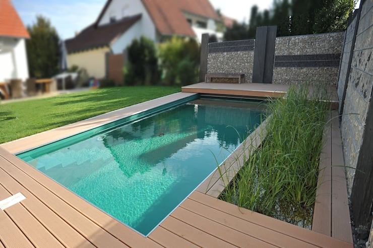 Pool by MINNOVA BNS GmbH, Modern
