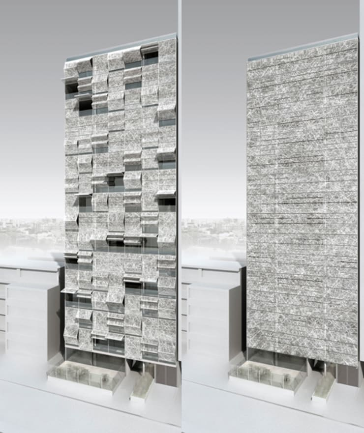 Case in stile  di Hackenbroich Architekten