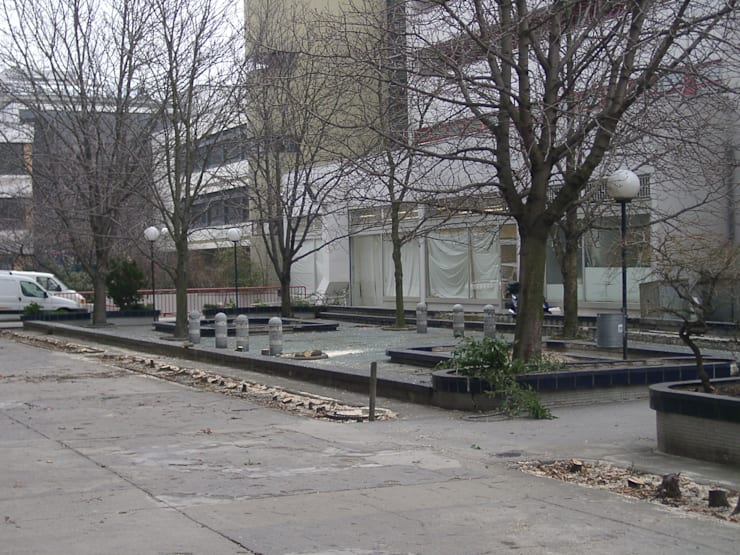 Jardines de estilo  por neuegaerten-gartenkunst