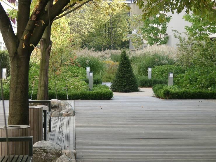 Ein ganz besonderer Hofgarten:  Garten von neuegaerten-gartenkunst