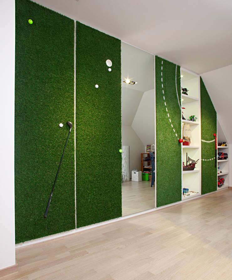 Nursery/kid's room by schulz.rooms, Eclectic