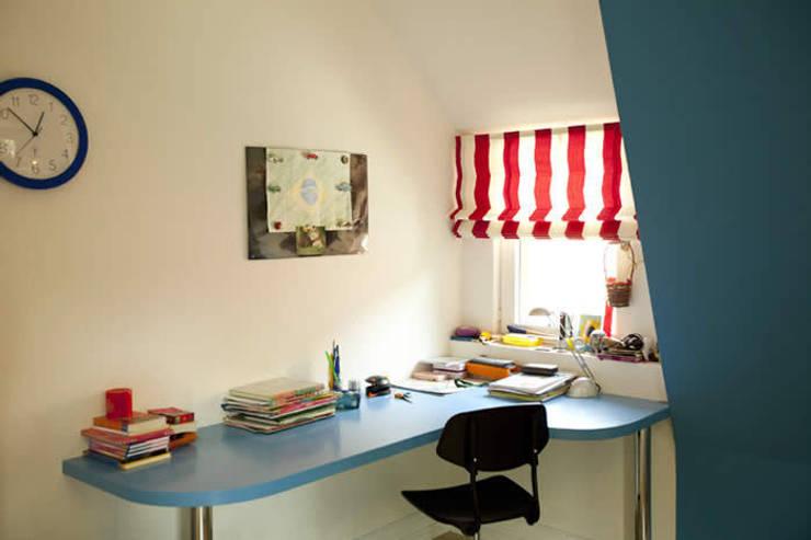 Family Home Bonn:  Kinderzimmer von Tatjana von Braun Interiors