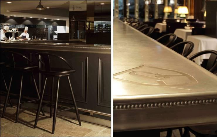 Kitchen by c+c interiors berlin