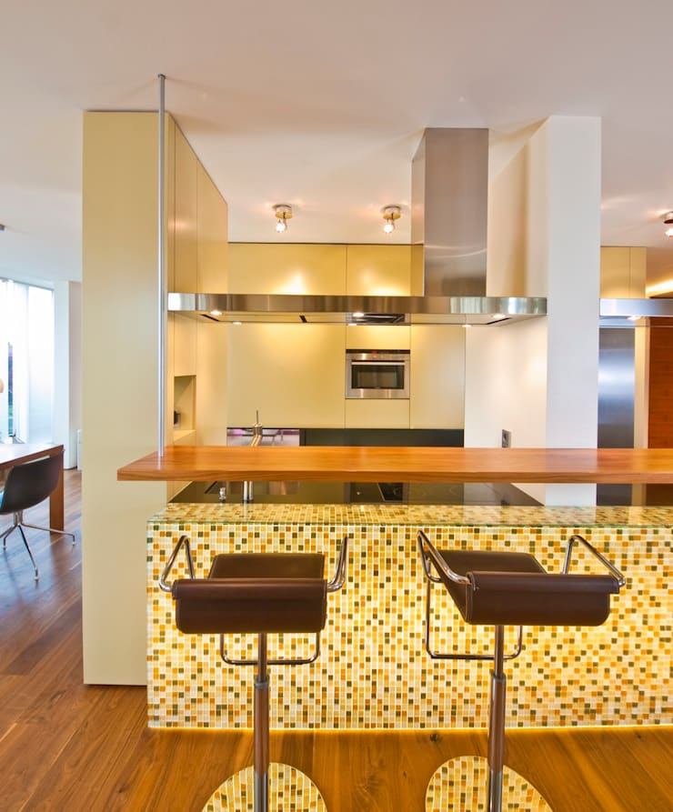 Küchendesign:  Küche von innenarchitektur-rathke,