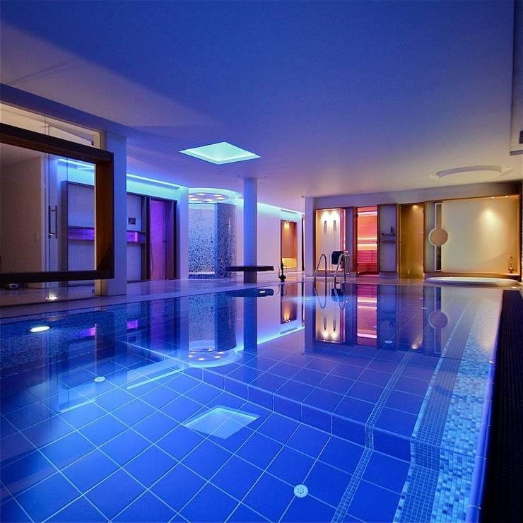 Schwimmbaddesign:  Spa von innenarchitektur-rathke,