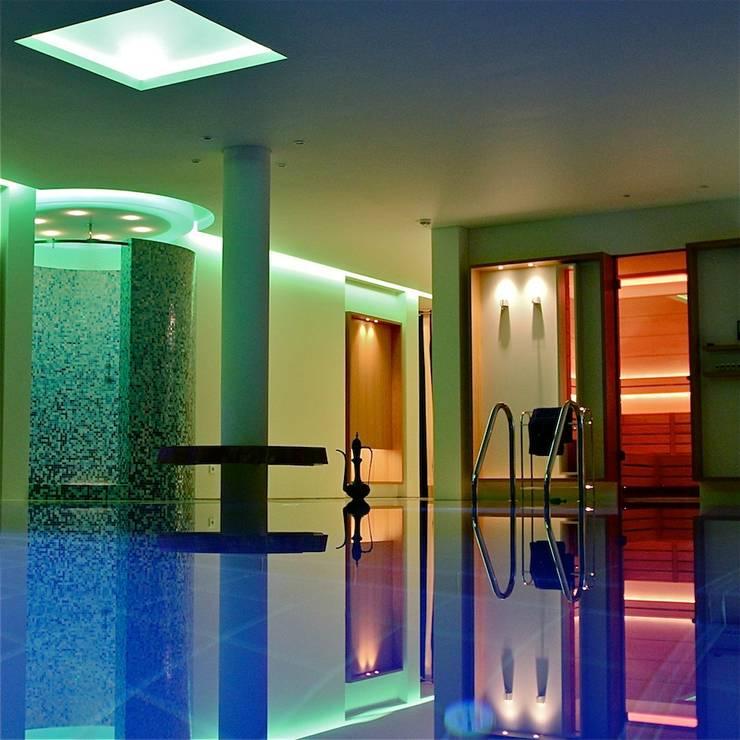 Schwimmbadwelten:  Spa von innenarchitektur-rathke,
