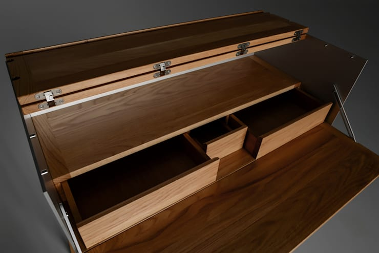 Gabinete  por Rohstoff Design