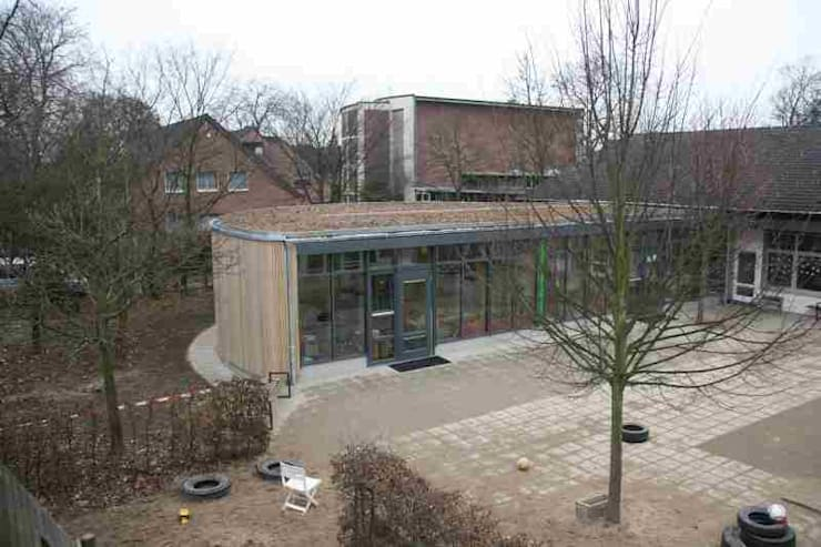 Schools by Klaus Schmitz-Becker Architekt