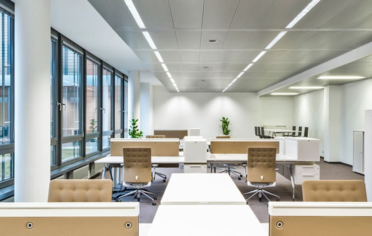 Offices & stores by MOHO 1