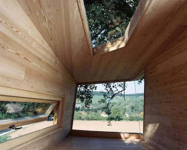 Casas de estilo ecléctico de Andreas Wenning dipl.-ing. Architekt