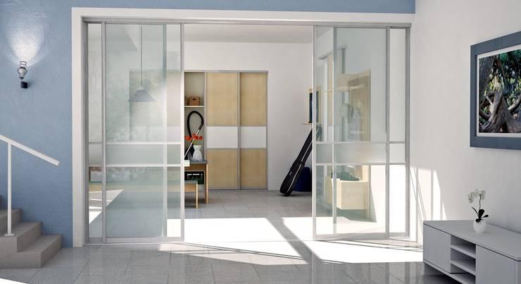 Raumteiler aus Glas:  Haushalt von deinSchrank.de GmbH