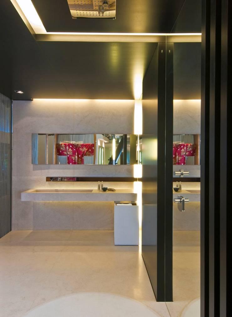 Natursteinbad Klassische Badezimmer von innenarchitektur-rathke Klassisch
