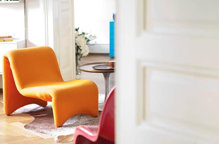 Ruang Keluarga oleh styleElements, Modern