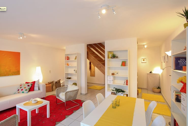 Ruang Makan oleh styleElements, Modern