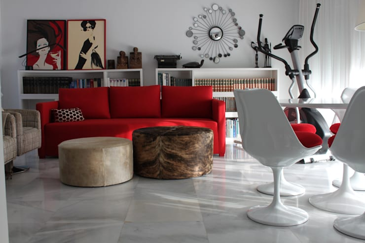 Living room by chus