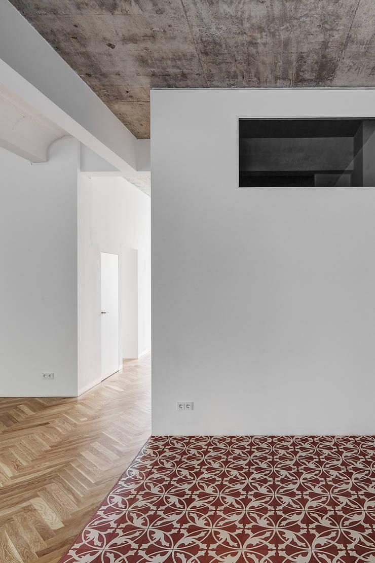 Salas de estilo  por marc benjamin drewes ARCHITEKTUREN