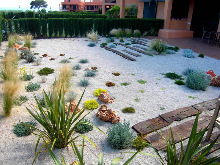 Simbiosi Estudi:  tarz Bahçe