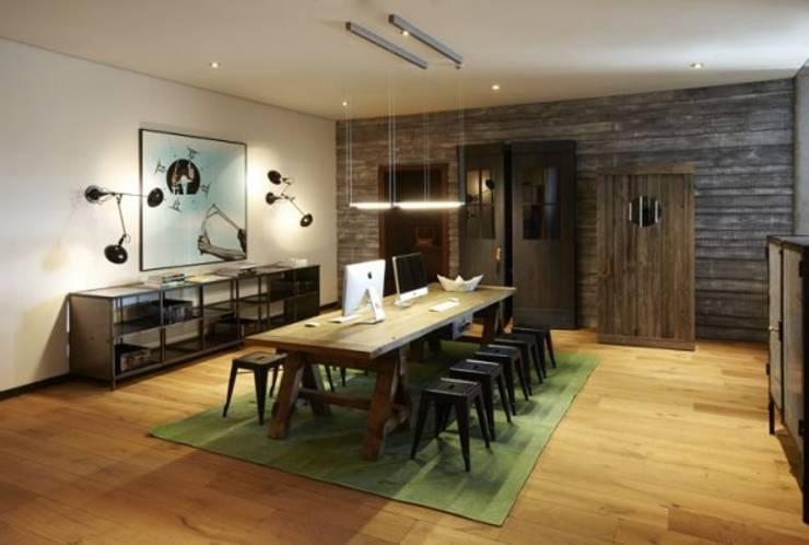Hoteles de estilo  por Conni Kotte Interior