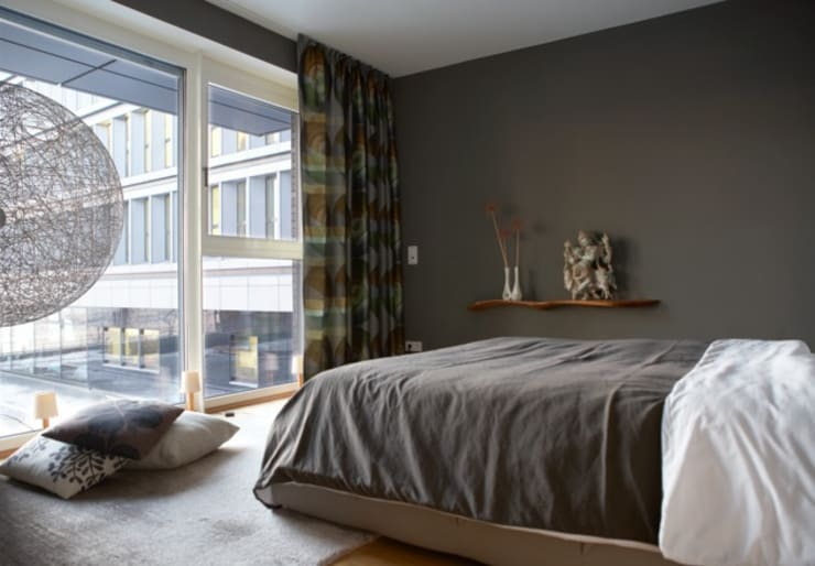 Conni Kotte Interior의  침실