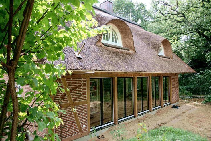 Projekty,  Domy zaprojektowane przez Architektur- und Innenarchitekturbüro Bernd Lietzke