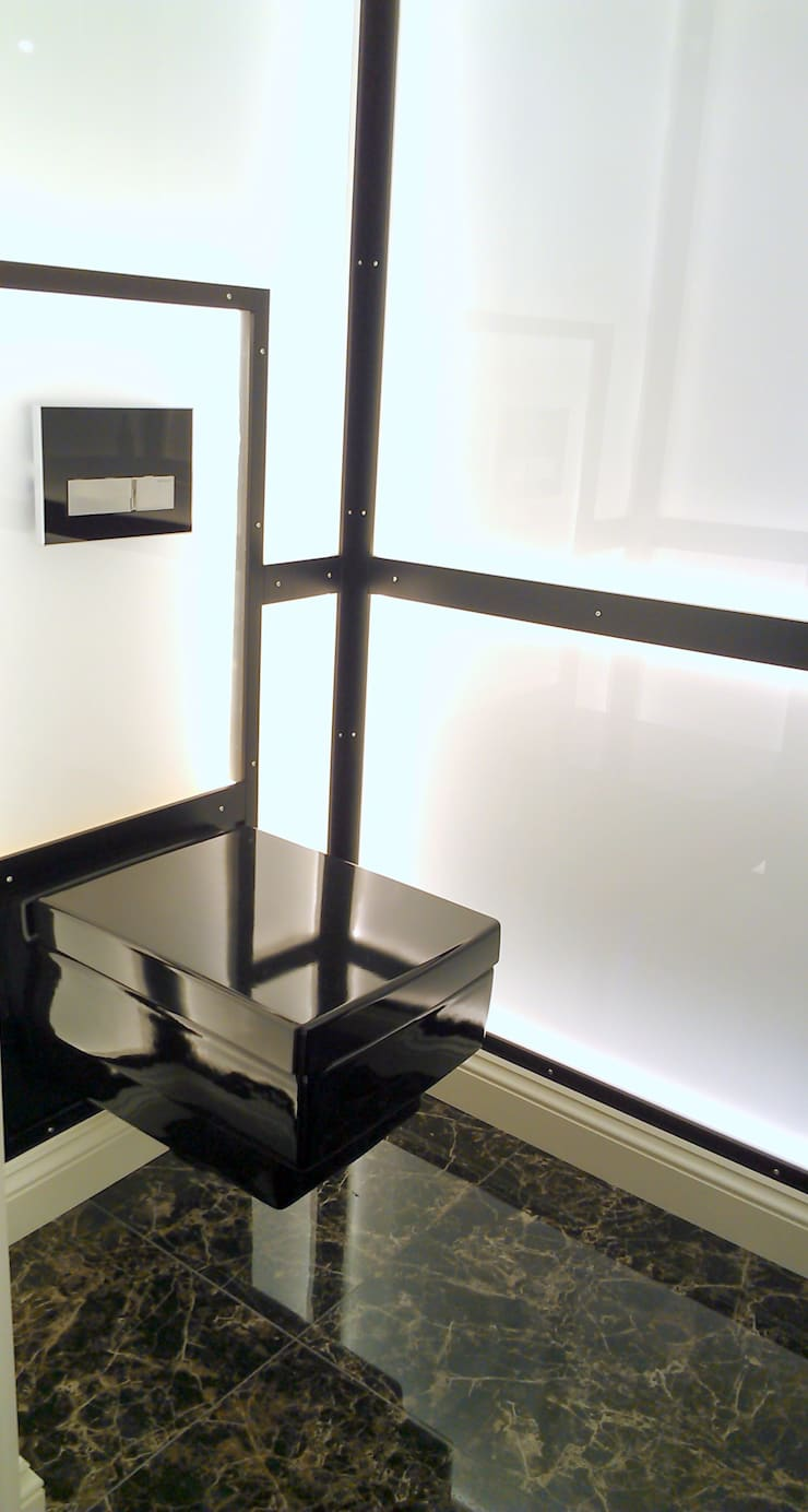 Beate Hoos interior designが手掛けた浴室