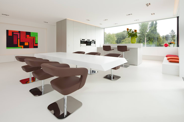 Dining room by HI-MACS®