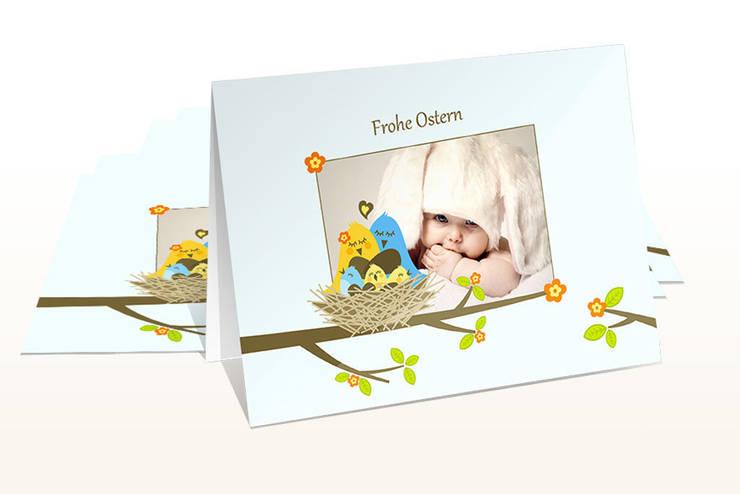 Osterpostkarten:  Haushalt von fotokasten GmbH
