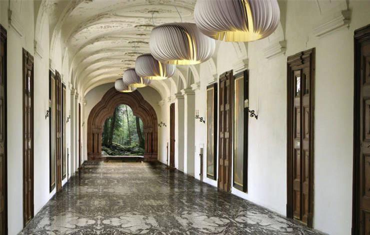 moonjelly grey:  Flur, Diele & Treppenhaus von limpalux