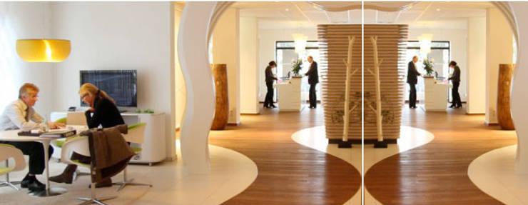 Oficinas y tiendas de estilo  por limpalux