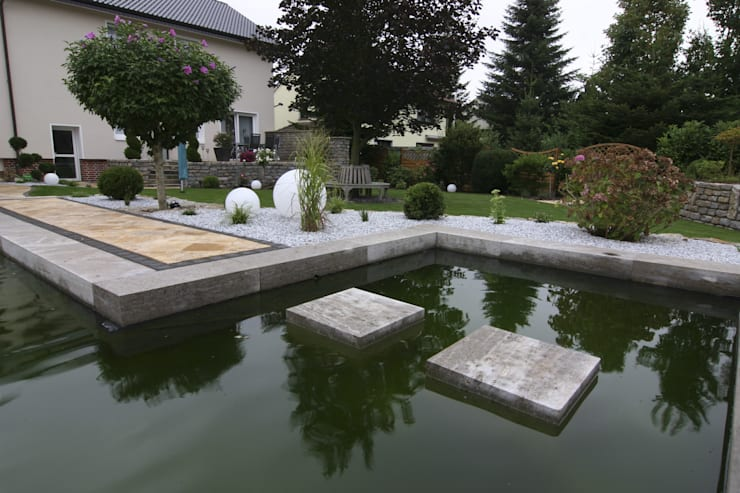 Garden Pond by ​Stein/Garten/Design e.K