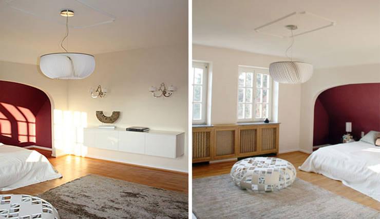 Dormitorios de estilo  por limpalux