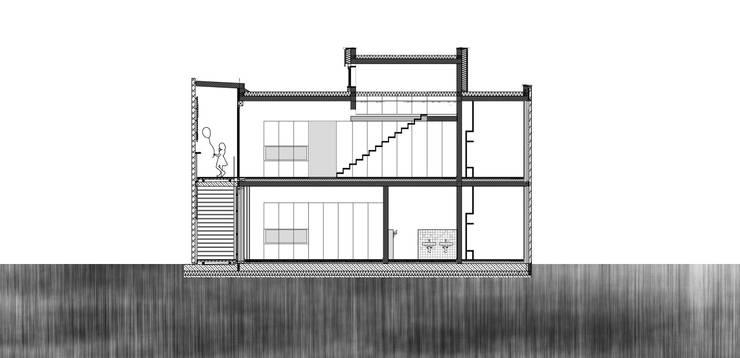 de estilo  por A-Z Architekten