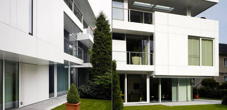 Maisons modernes par A-Z Architekten Moderne