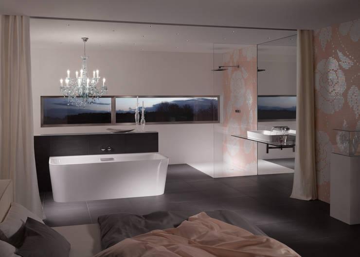 BetteArt - jetzt auch als Wand- und Eckversion : moderne Badezimmer von BETTE GmbH & Co. KG
