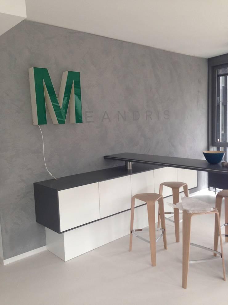 Kantor & toko oleh Jakob Messerschmidt GmbH - Malerfachbetrieb, Eklektik