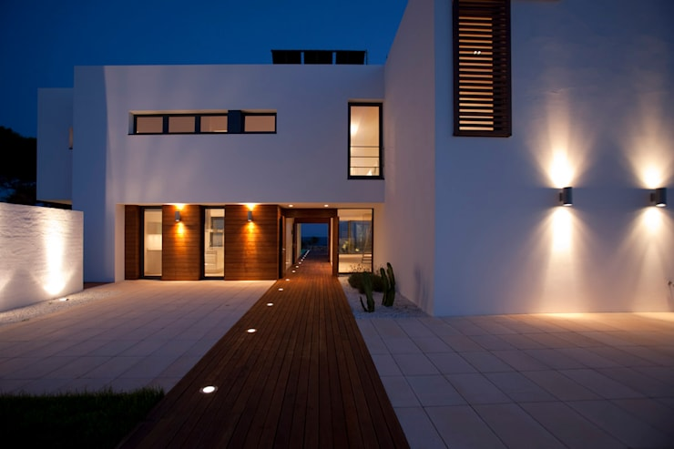 moderne Häuser von dom arquitectura