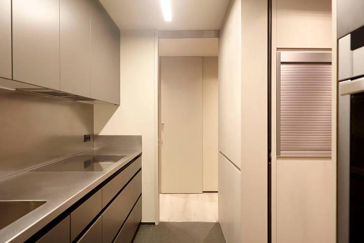 Coblonal Arquitectura:  tarz Mutfak