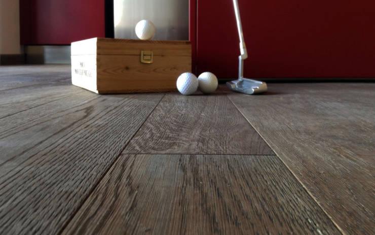 Dettagli: Pareti & Pavimenti in stile in stile Industriale di CAFElab studio