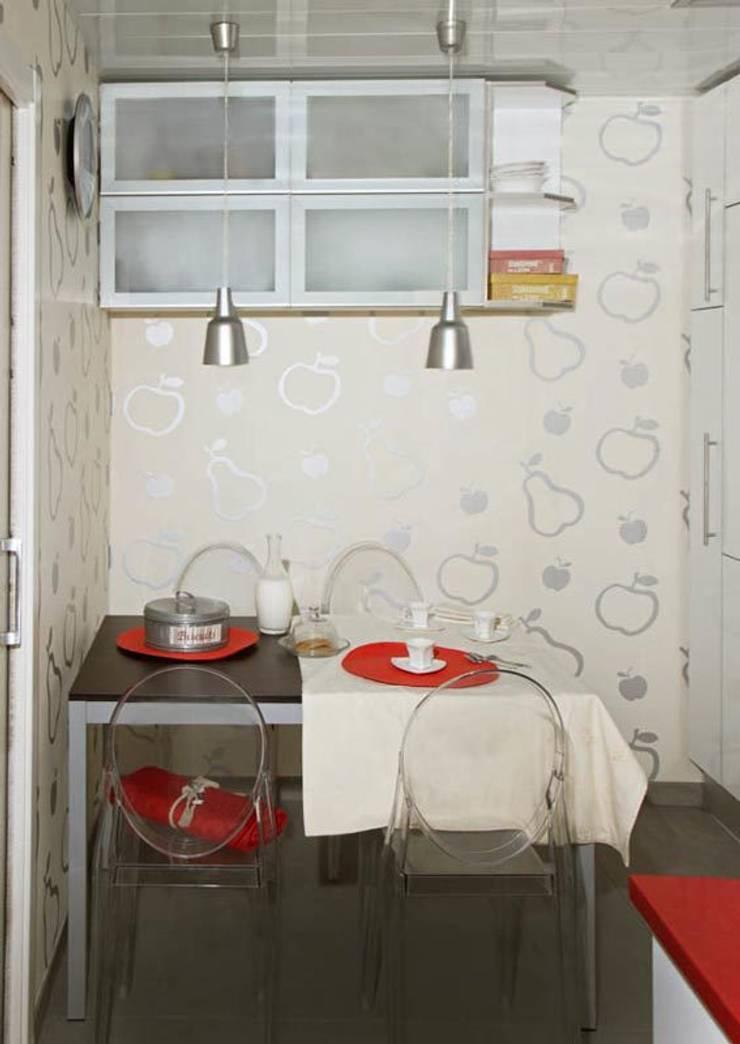 Cocina: Casas de estilo  de Marta Sellarès - Interiorista