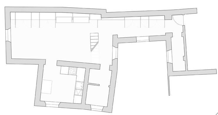 XX settembre: Case in stile  di écru architetti