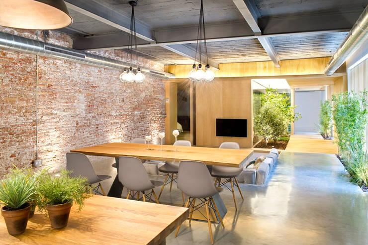Ruang Makan by Egue y Seta
