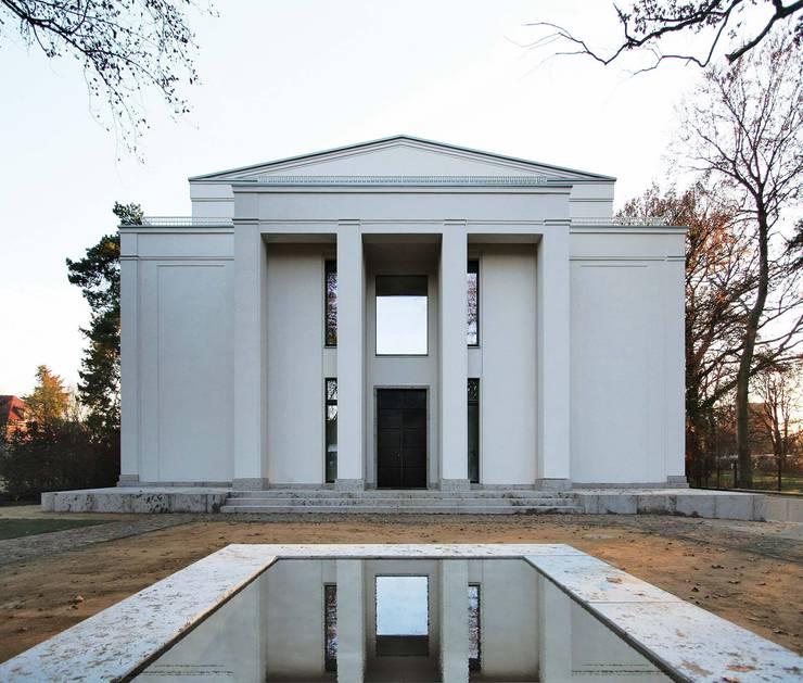 classic Houses by CG VOGEL ARCHITEKTEN