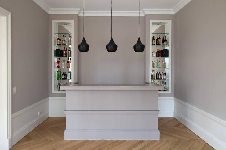 Salle à manger de style de style Classique par CG VOGEL ARCHITEKTEN